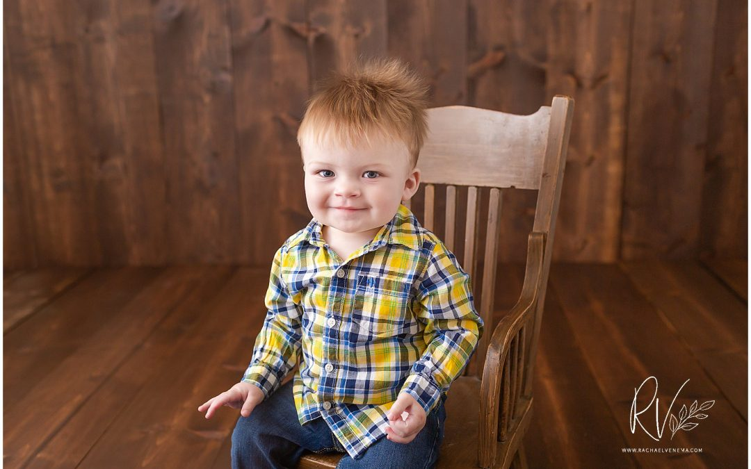 Baby's First Year | Baby Photographer Ripon