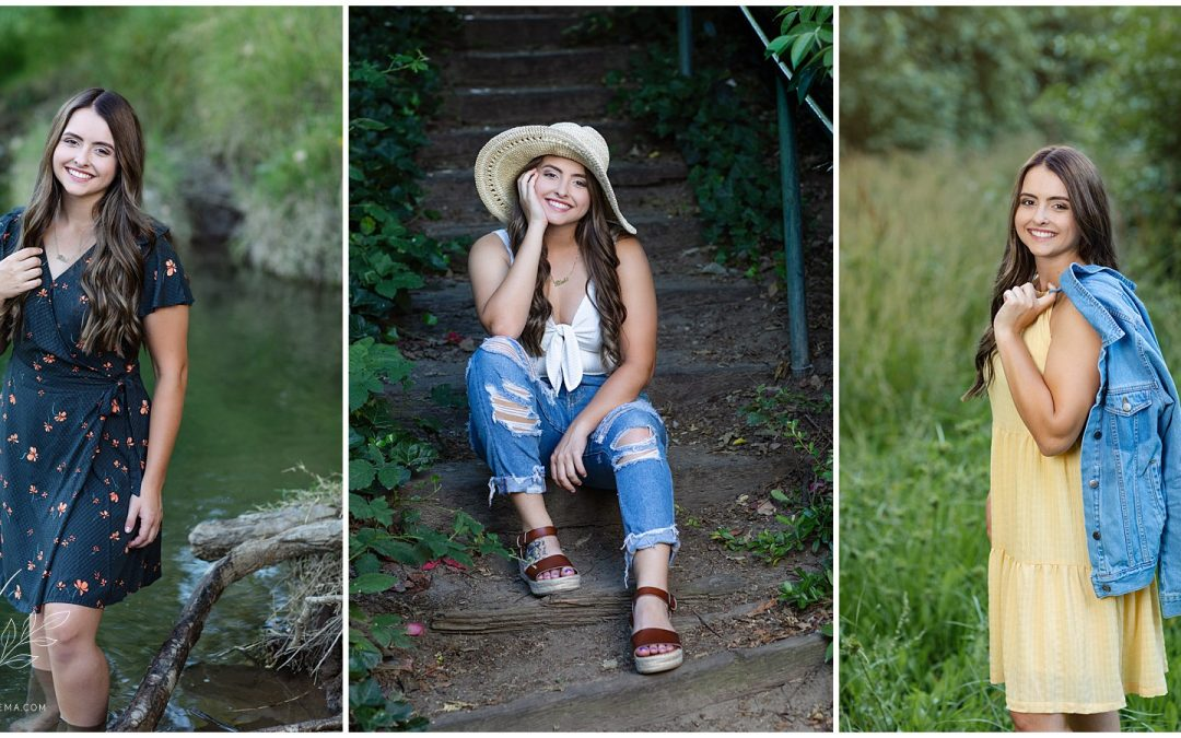 How to Look Amazing in your Senior Pictures – Even if you're Camera Shy Modesto CA