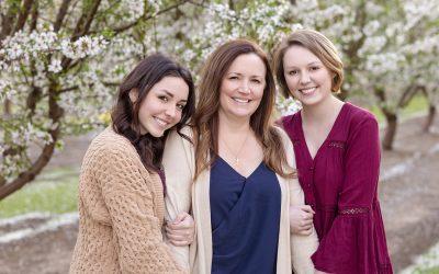 Family-Focused Senior Portraits