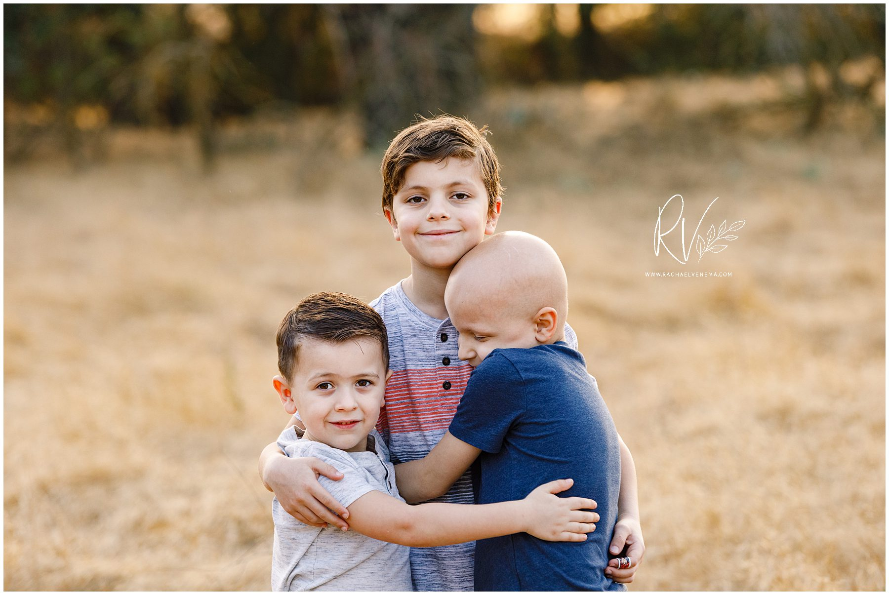 Ripon photographer Rachael Venema shares the story of photographing a family through the Gold Hope Project