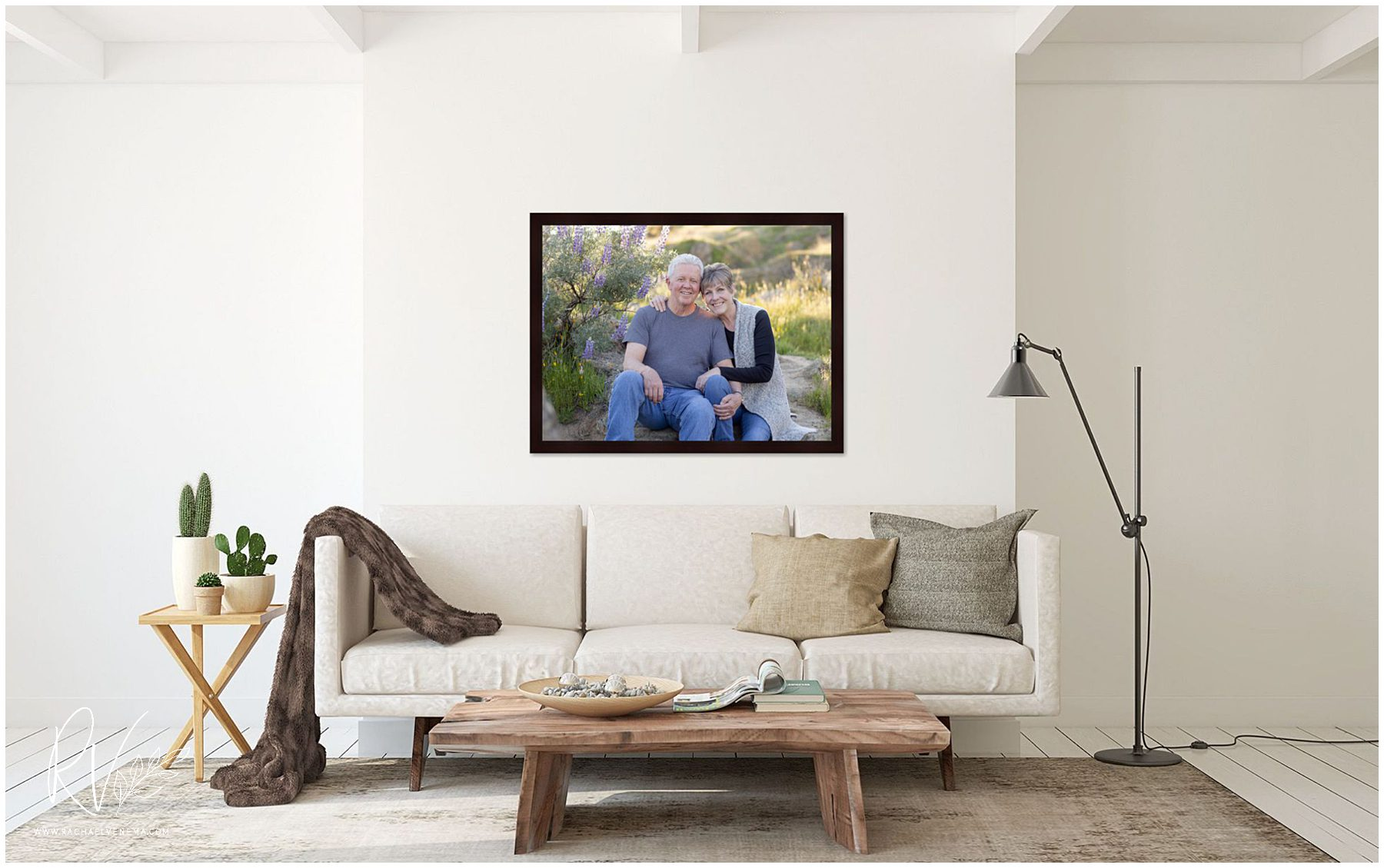 learn the 5 steps to create your dream gallery wall with family photographer Rachael Venema